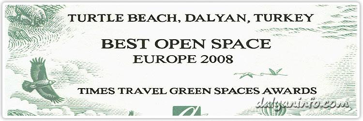 Dalyan iztuzu best open space