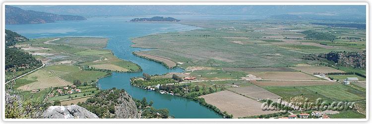 Dalyan Lake